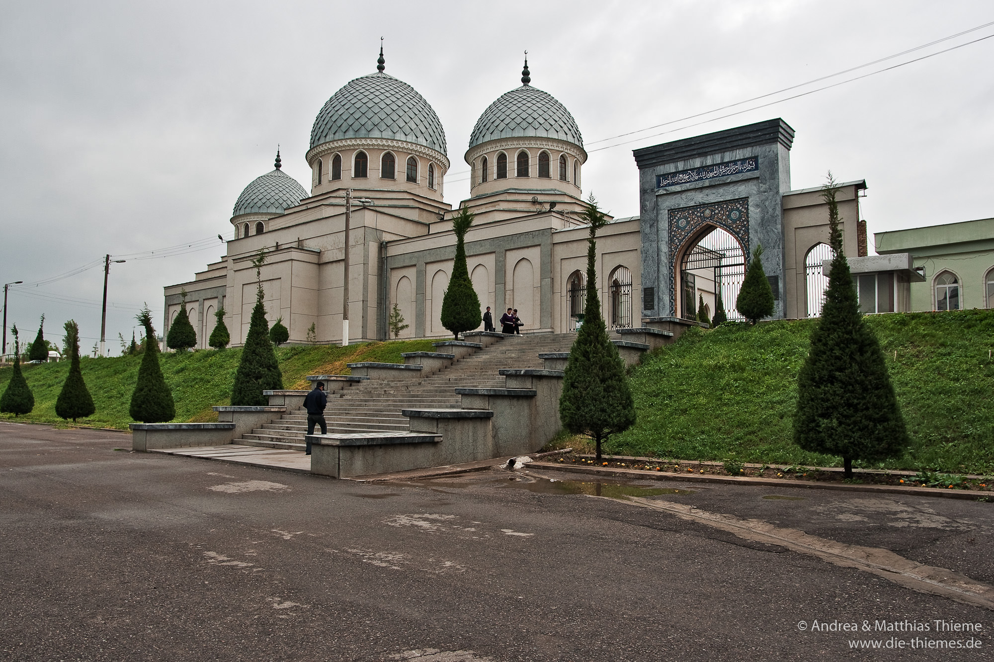 Moschee Dschami, Juma Moschee (khoja ahrar, Tashkent)
