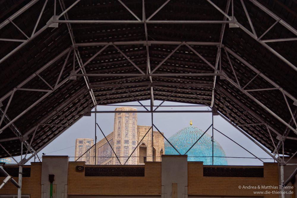 Im Siab-Basar (Samarkand)