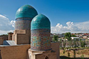 Shakhi-Zinda-Nekropole (Samarkand)