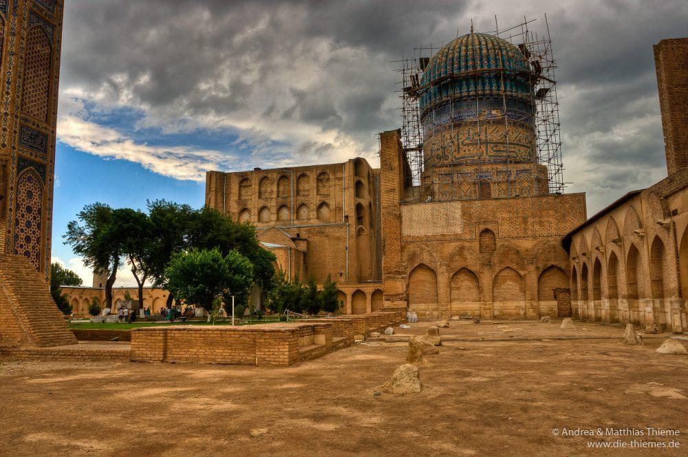 Bibi-Khanum-Moschee (Samarkand)