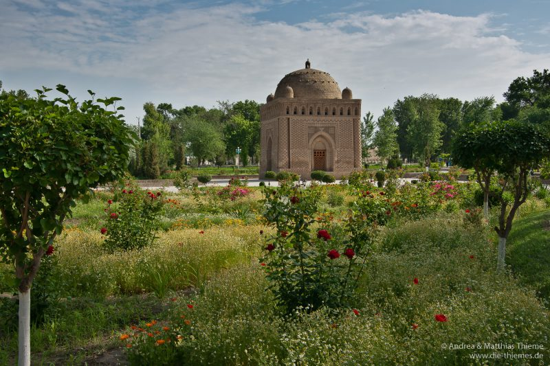 Ismail-Samani-Mausoleum (Buchara)
